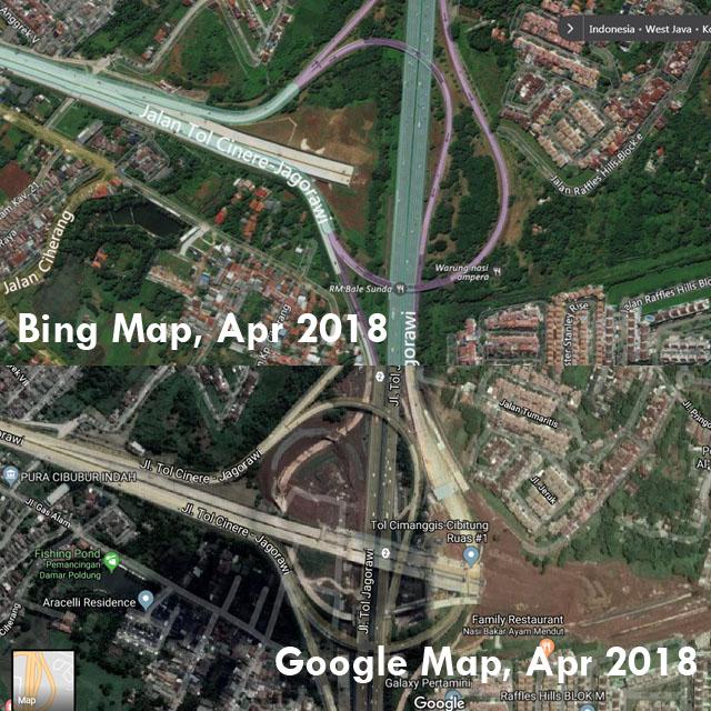 20180423 - perbandingan bing and google maps