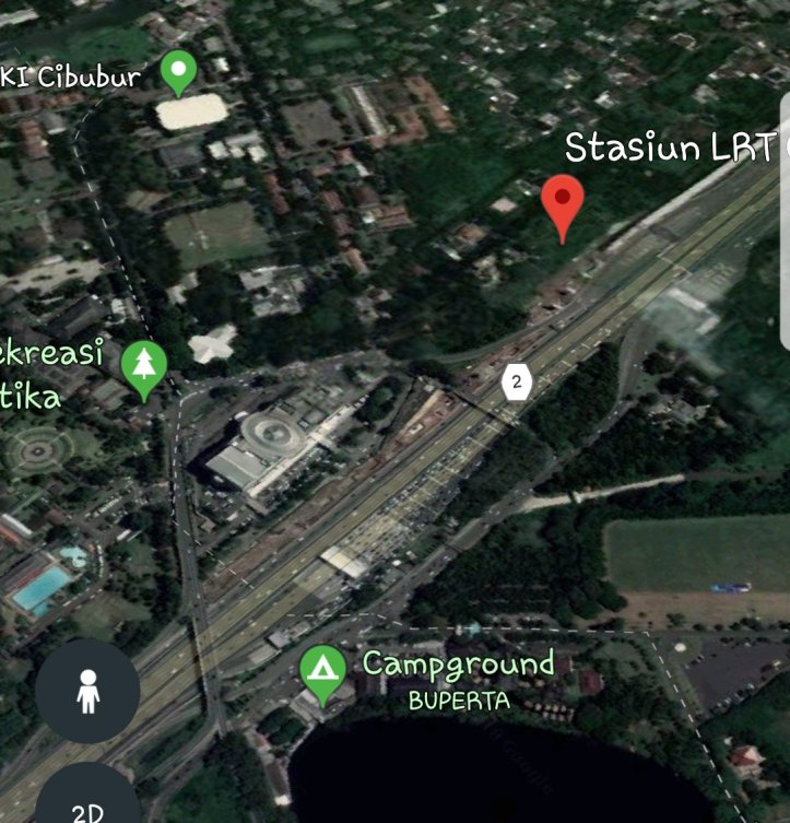 Stasiun LRT Cibubur