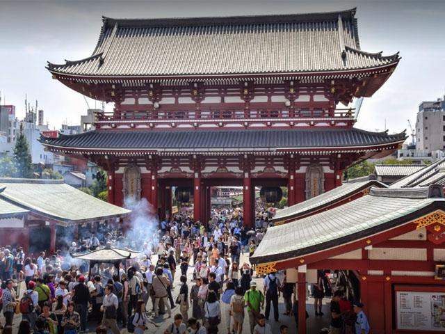 20180507 - sensoji temple