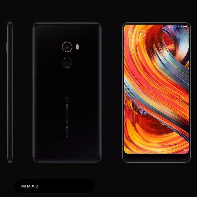 201806 - Xiaomi Mi Mix 2
