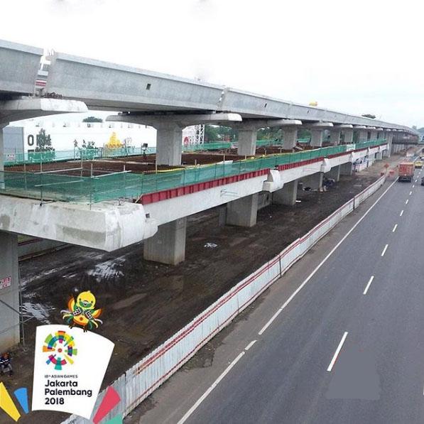 201807 - stasiun LRT
