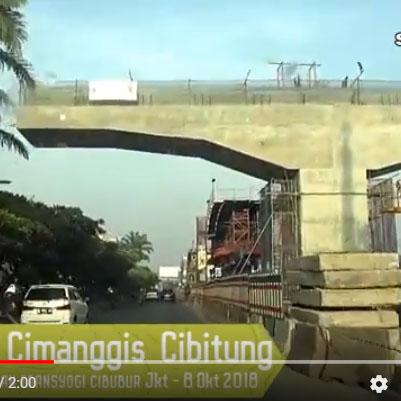 Jalan Tol Cimanggis Cibitung