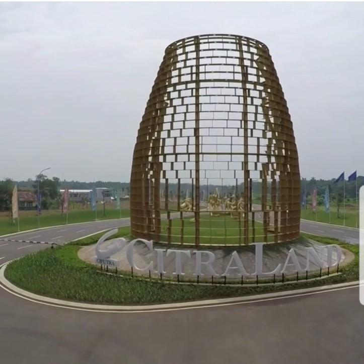 Gerbang Utama Citraland Cibubur