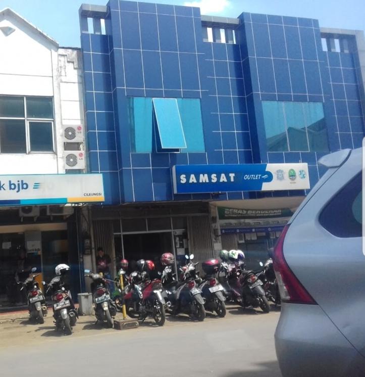 Samsat Outlet Cileungsi
