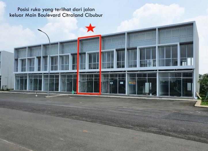 Ruko Citraland Cibubur Apr 2020 AF02