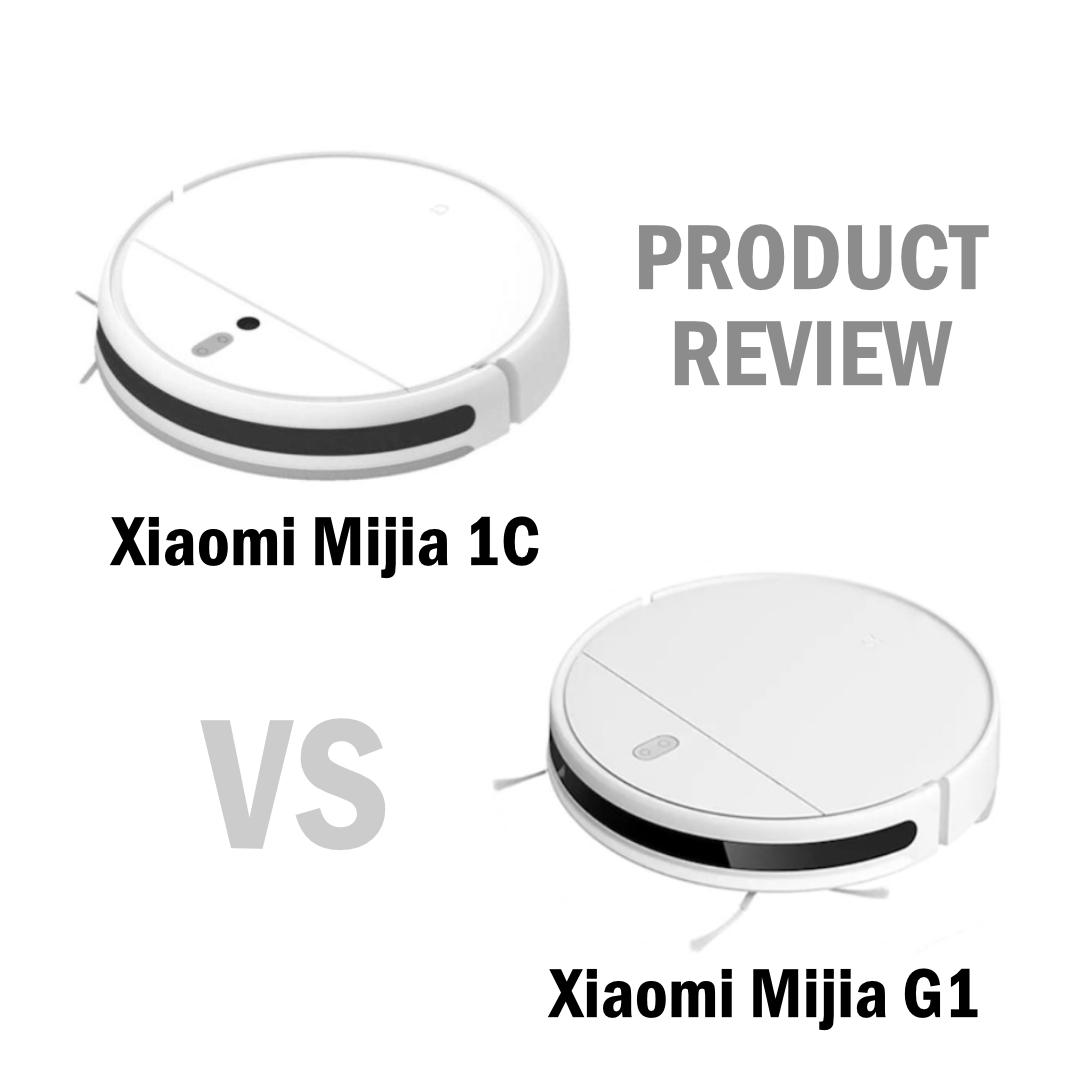Xiaomi Mijia 1C vs G1 AF