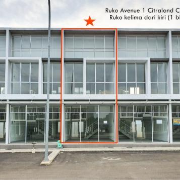 Ruko Citraland Cibubur Apr 2020 AF03