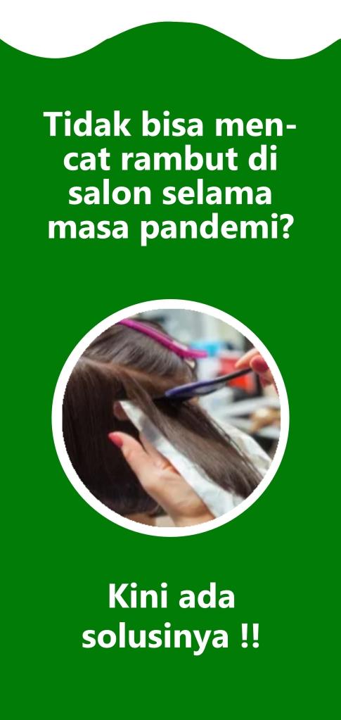 Shampoo herbal untuk uban Baygns